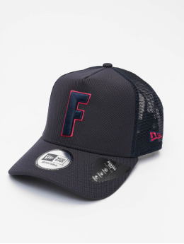 New Era Trucker Caps Diamond Era 940 AF Trucker Fortnite  niebieski