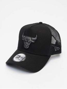 New Era Truckerkeps NBA Chicago Bulls Bob Team svart