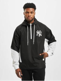 New Era Übergangsjacke MLB NY Yankees Print Infill schwarz