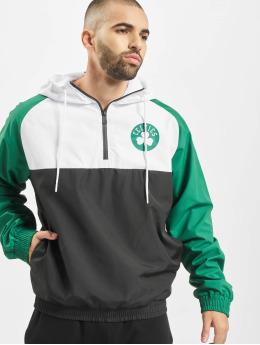 New Era Välikausitakit NBA Boston Celtics musta