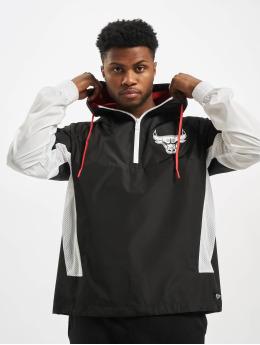 New Era Veste mi-saison légère NBA Chicago Bulls Print Infill noir