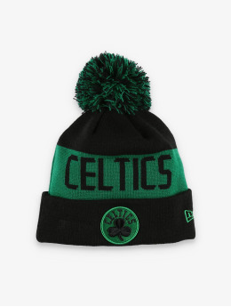 New Era Wintermütze NBA Boston Celtics Team Tonal Knit schwarz