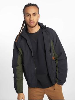 New Look Демисезонная куртка Funnel Blocked Transition синий