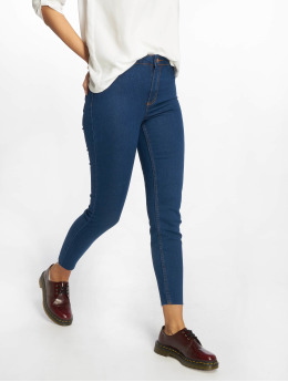 New Look Облегающие джинсы AW18 15 синий