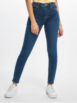 New Look Облегающие джинсы Lift And Shape синий
