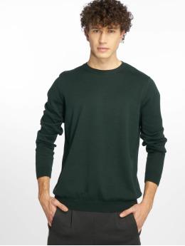 New Look Пуловер DT Upspec зеленый