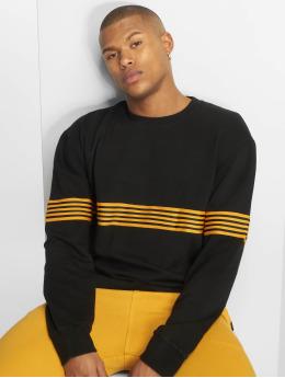 New Look Пуловер H Tape черный