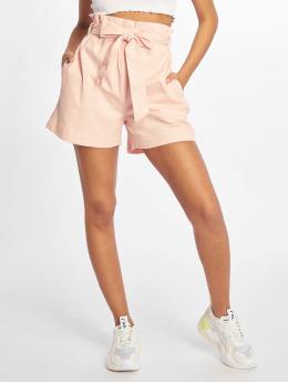 New Look Шорты Loop розовый
