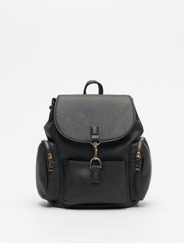New Look Backpack Grungey  black