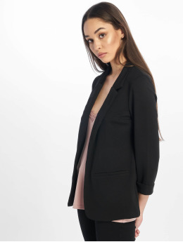 New Look Blazer Scuba  zwart