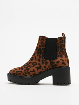 New Look Boots Cagey 2 - SDT Low Chunky marrón