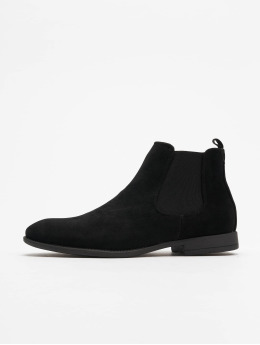 New Look Boots Rossi SDT Chelsea negro