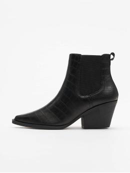 New Look Boots Brook - Croc Chelsea Western 40 negro