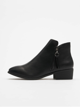 New Look Boots Abbi - Zip Pull Low Casual 35 negro