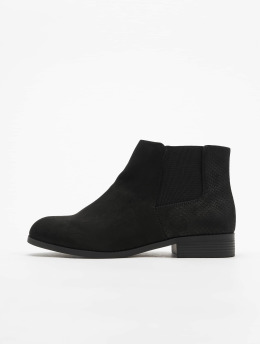 New Look Boots Amber SDT SNK negro