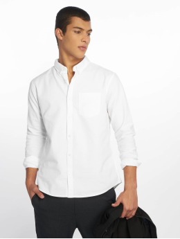 New Look Chemise New Oxford blanc
