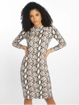 New Look Dress Serena Snake S/TCH brown