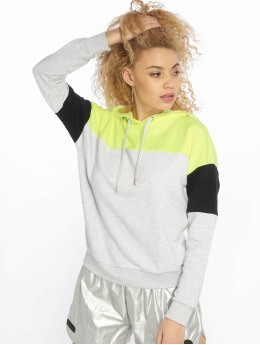 New Look Hupparit Colourblock Straight harmaa