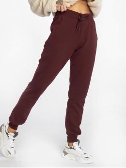 New Look Jogging kalhoty Basic červený