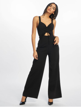 New Look jumpsuit Go Ruched Front WL zwart