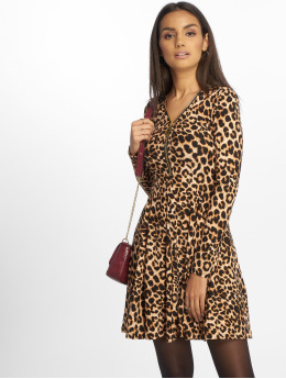 New Look jurk T Max Animal S/TCH Zip bruin
