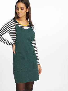 New Look Kleid Xstretch Round Buckle Pinny grün