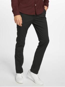 New Look Látkové kalhoty St šedá