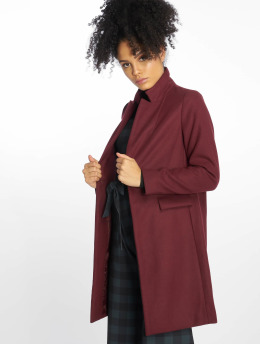 New Look Frauen Mantel OP AW18 LI in rot