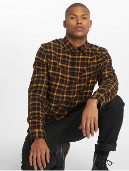 New Look overhemd Two Pocket geel