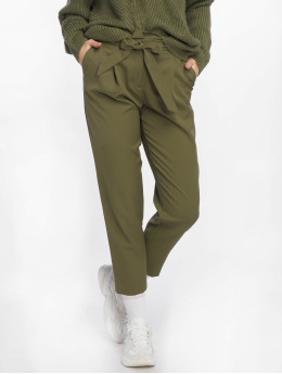 New Look | Miller Tie olive Femme Pantalon chino