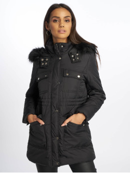 New Look Puffer Jacket Ll Seattle Ski black