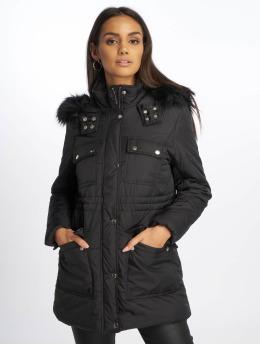 New Look Puffer Jacket Ll Seattle Ski schwarz
