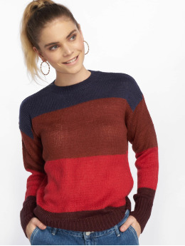 New Look Pullover Gemma CL Block J rot