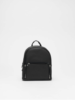 New Look / rugzak Dahlia Zip Pocket Mini Curve in zwart