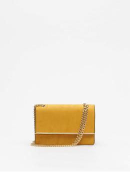 New Look Sac Rochelle Chain Choulder jaune