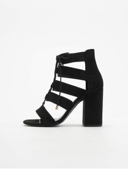 New Look Sandály Relish 3 SDT Ghilly Bloc čern