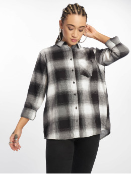 New Look Shirt LI Martha Mono Check black