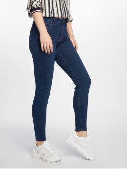 New Look Frauen Skinny Jeans AW18 Supersoft Super in blau