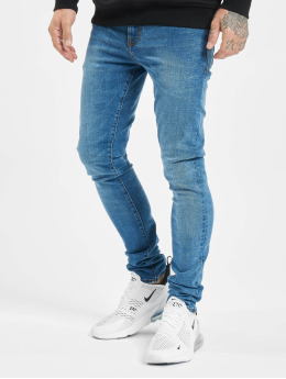New Look Skinny Jeans Eugene blau