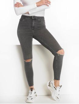New Look Skinny Jeans Vanessa Disco Sooty  grau