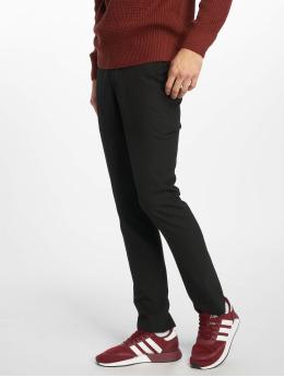 New Look Spodnie wizytowe St czarny