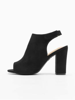 New Look Frauen Stiefel CF Rest SDT HVMP in schwarz