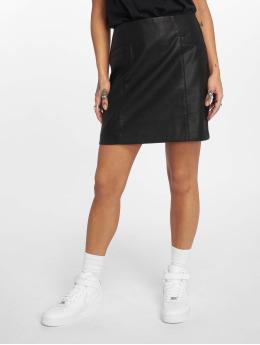 New Look Sukně AW18 PU čern
