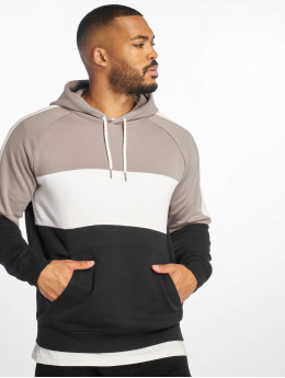 New Look Sweat capuche Sport Block gris