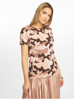 New Look t-shirt Camo  rose