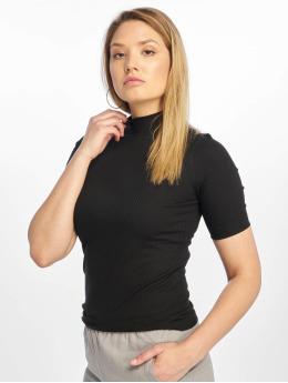 New Look T-Shirt Turtle Neck 1/S schwarz