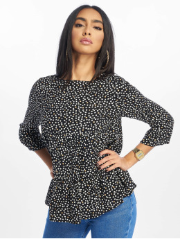 New Look Topper Willow Peplum svart