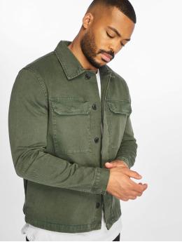 New Look Übergangsjacke Utility Shacket  khaki