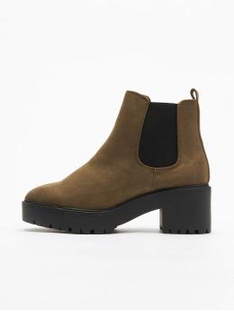 New Look Vapaa-ajan kengät Cagey 2 SDT Low Chunky khakiruskea
