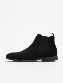 New Look Vapaa-ajan kengät Rossi SDT Chelsea musta